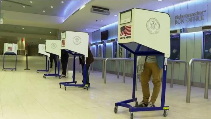 Америка голосует