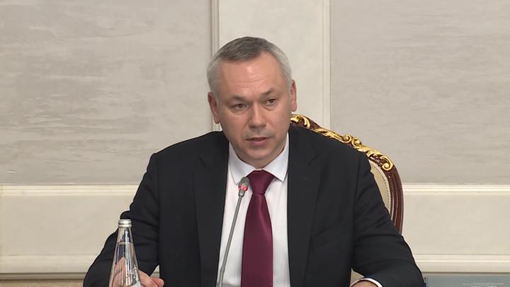 Губернатор: нарушители антиковидных правил в новосибирской филармонии будут наказаны