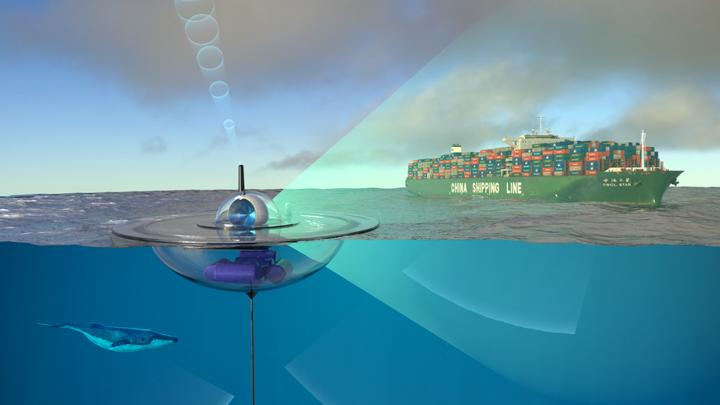 В океане развертывается сеть роботов на деньги Минобороны США