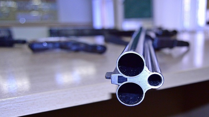 Жители Липецка добровольно сдали в Росгвардию 324 пистолета и автомата