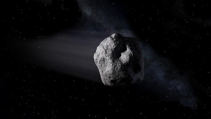 300-метровый астероид может упасть на Землю в 2068 году.