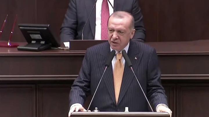 Эрдоган: США должны позволить народам Сирии и Ирака самим принимать решения