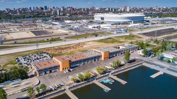 Левобережный кластер: в Ростове планируют оборудовать площадки для 20 видов спорта