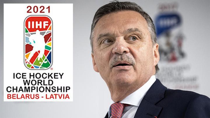 IIHF начала обсуждать организацию чемпионата мира со Словакией
