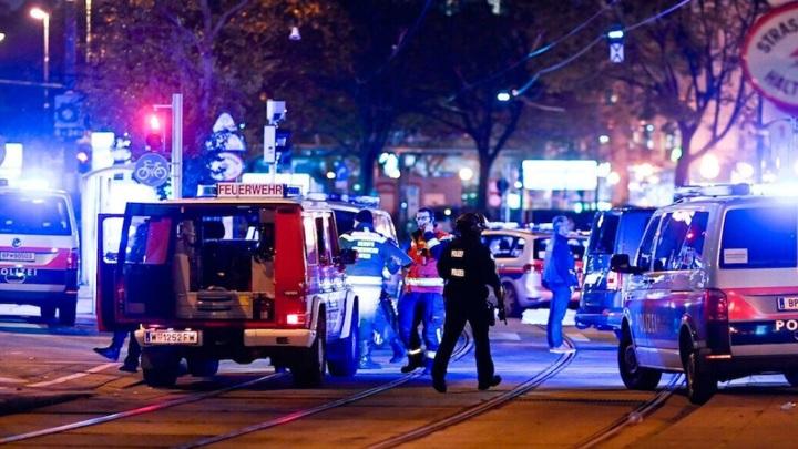 В Вене закроют две мечети, куда ходил расстрелявший людей террорист