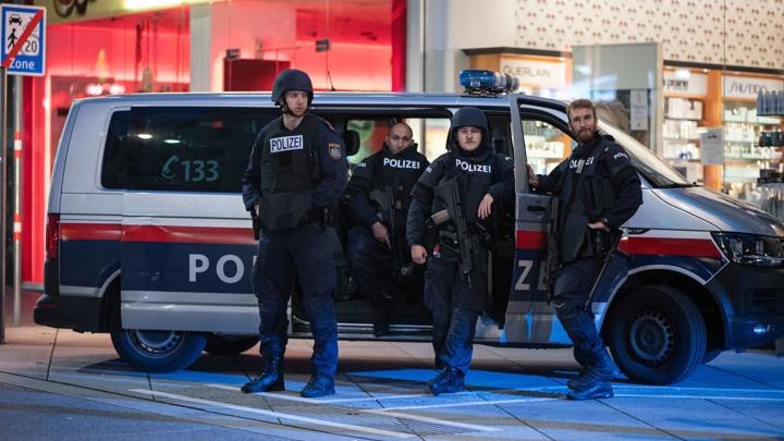 Австрийское МВД признало прокол с венским террористом