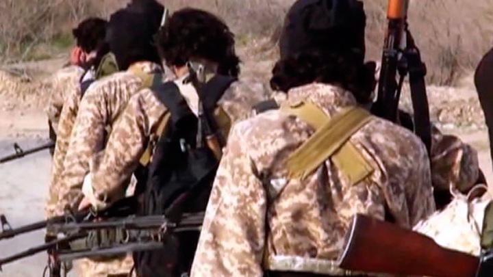Игиловцы устроили диверсию на сирийском газопроводе