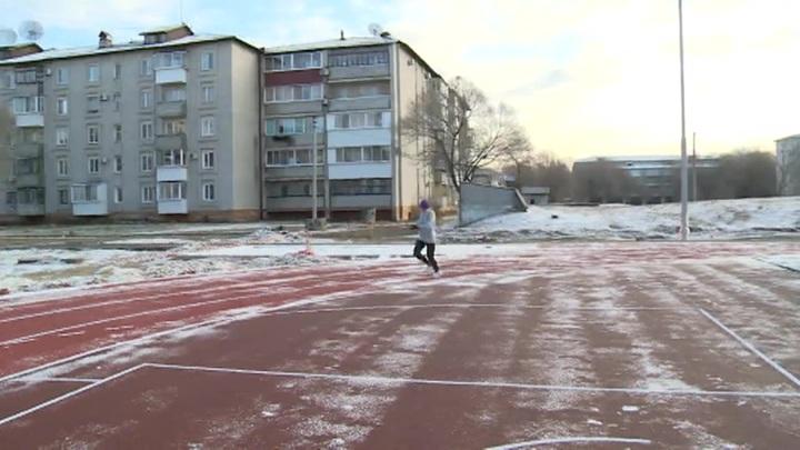 Столица ЕАО обзаводится современными спорткомплексами в рамках нацпроекта
