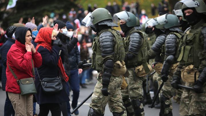 В Чехии белорусская оппозиция подала первое заявление на силовиков