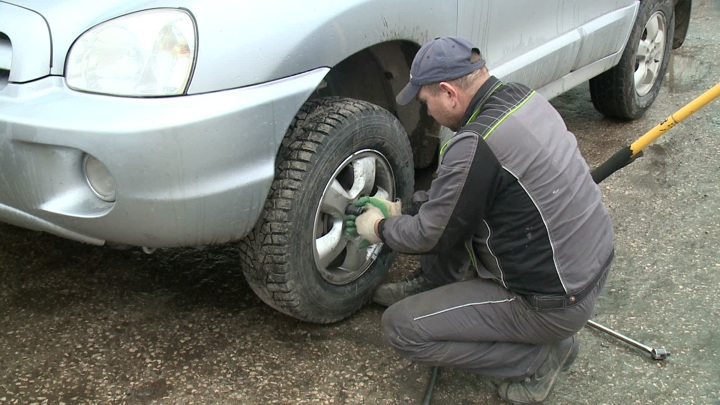 С 1 мая вступят в силу новые требования к маркировке шин