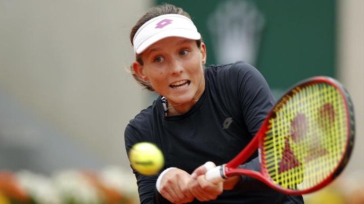 Грачева вылетела с турнира в Страсбурге в первом круге