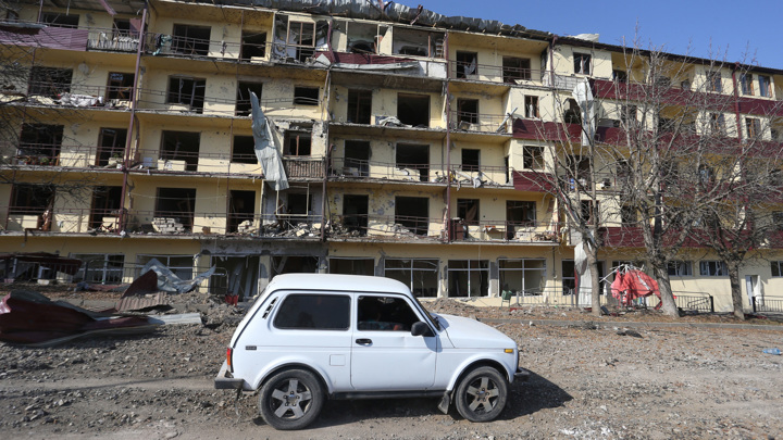 Российские компании помогут восстановит Карабах