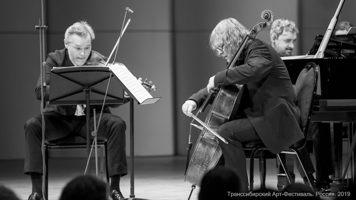 В Концертном зале имени Чайковского состоится концерт Вадима Репина