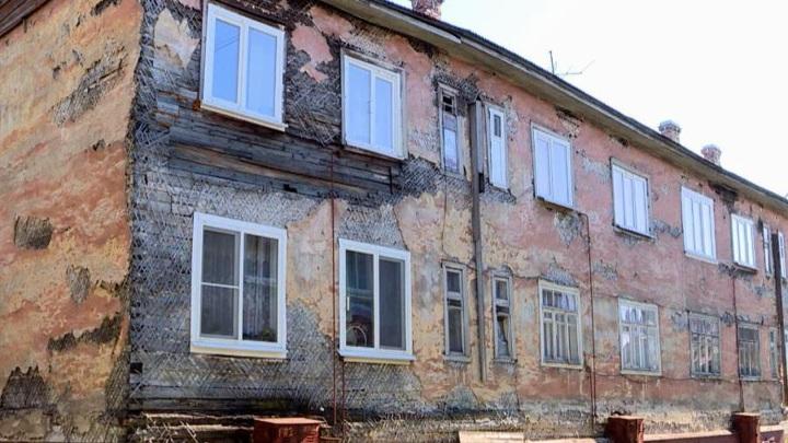 В ближайшие 5 лет в Архангельске расселят более 350 аварийных домов
