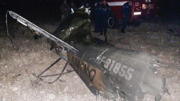Награжден экипаж российского Ми-24, сбитого Азербайджаном в Армении