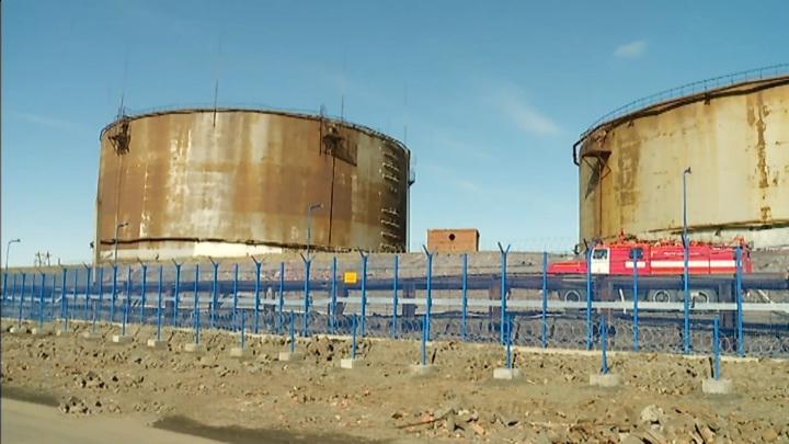 Авария на ТЭЦ в Норильске произошла из-за нарушения эксплуатации резервуара