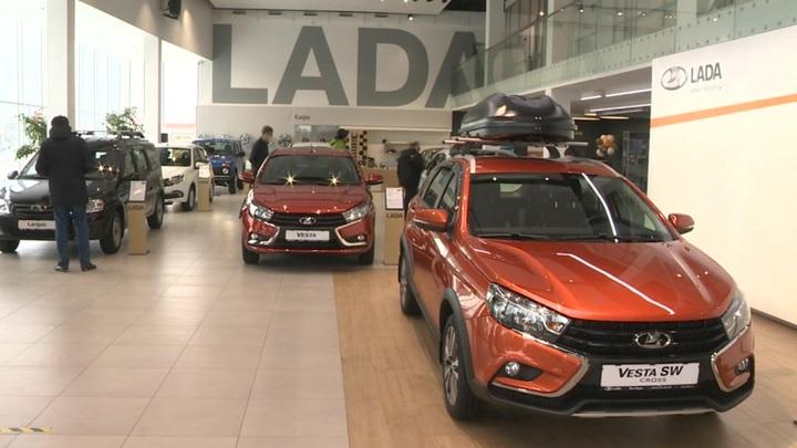 Автомобили Lada получат турбированные двигатели