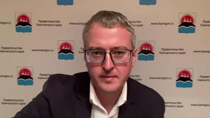 Глава Камчатского края заболел коронавирусом