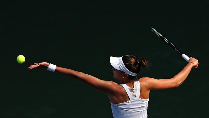 Кудерметова обыграла Павлюченкову на турнире в Дубае