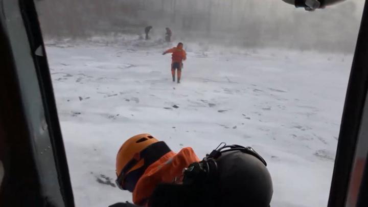 На озере Селигер в Тверской области погиб рыбак
