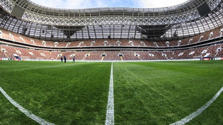 В Москве до конца года будет построено 20 спортивных объектов