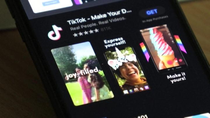 Работу TikTok на территории США решили пока не ограничивать