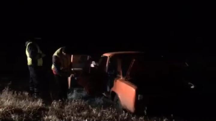 Пьяный водитель без прав угробил свою дочь в Красноярском крае