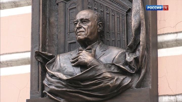 В Москве отрыли памятную мемориальную доску Владимиру Этушу