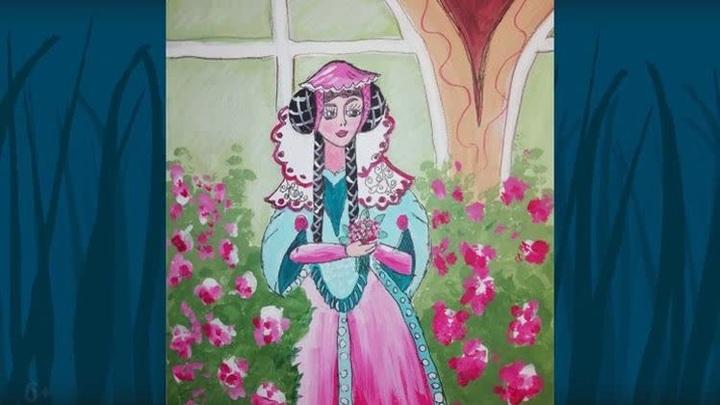 Рисунок российской школьницы издан в новой книге Джоан Роулинг
