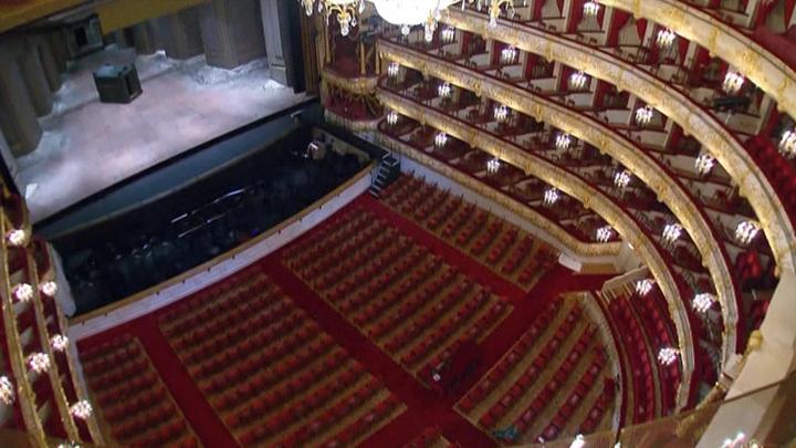 Из Большого театра эвакуировали около 800 человек