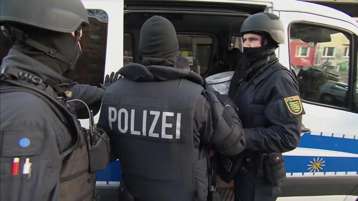 В Дрездене раскрыта кража века, но не факт, что удастся вернуть похищенное