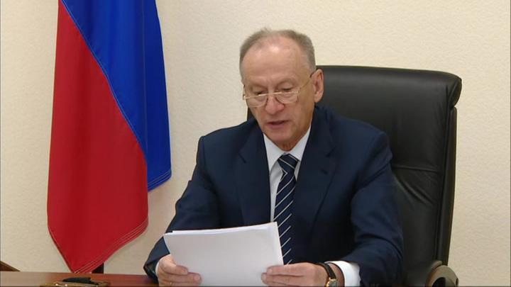 Патрушев заявил о разработке США биологического оружия