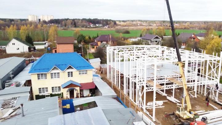 Матвиенко: льготную сельскую ипотеку следует распространить на деревянные дома