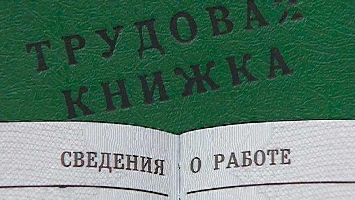 Минтруд планирует обновить трудовые книжки в 2023 году