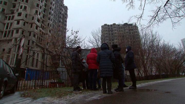 Московский долгострой: многие обманутые дольщики уже умерли
