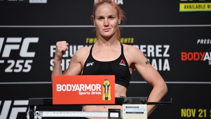 Валентина Шевченко вновь защитила титул UFC