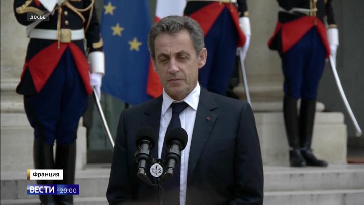 Во Франции начался суд над Николя Саркози