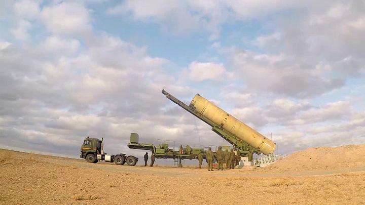 Армия успешно испытала новую ракету системы ПРО