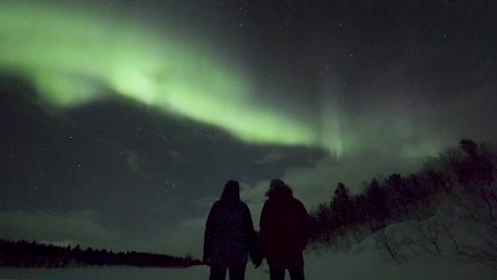 На широте Мурманска закончилась полярная ночь