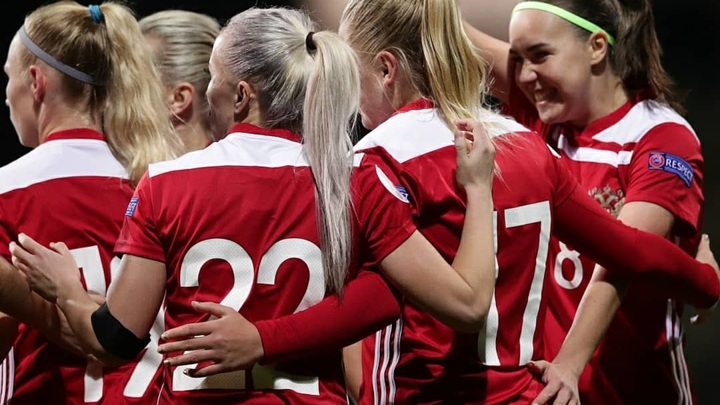 Российские футболистки сыграют с Португалией в отборе к Евро-2022