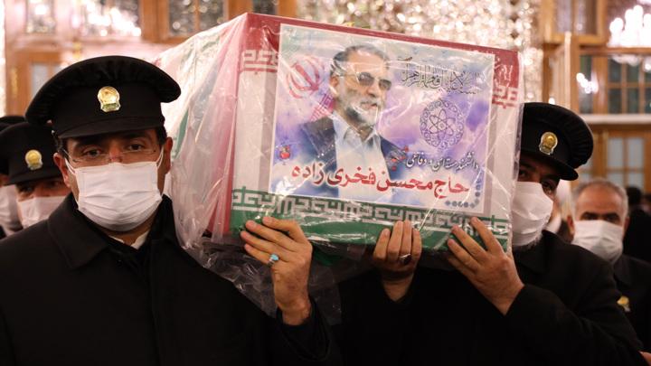 The New York Times: иранского ядерщика убил израильский робот-пулемет