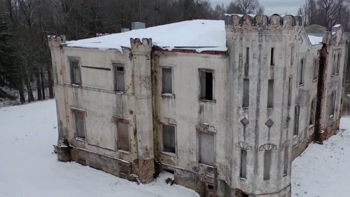 Знаменитый шекснинский замок признали объектом культурного наследия