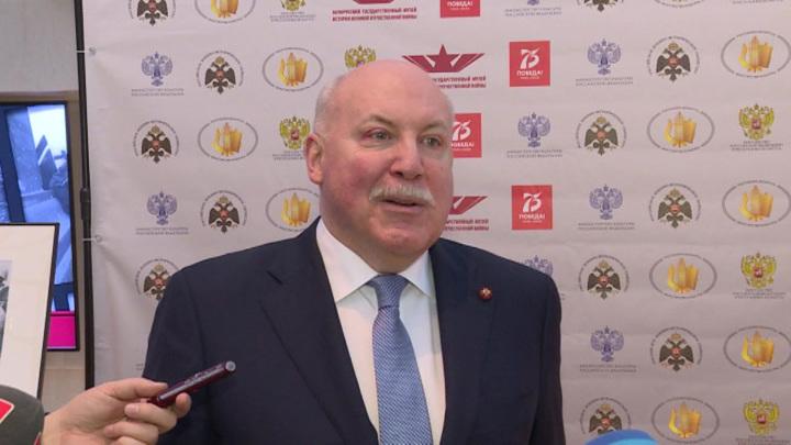 Посол России в Белоруссии: Победу невозможно разделить границами