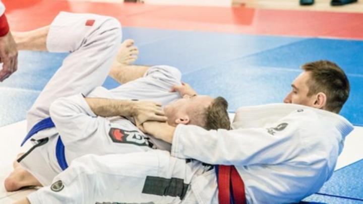 Бронзовую медаль завоевал нижегородец на всероссийских соревнованиях по джиу-джитсу