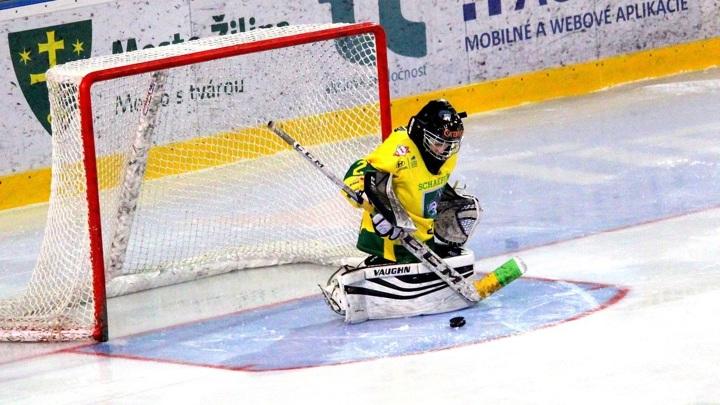В Крыму впервые собрали специализированный хоккейный класс
