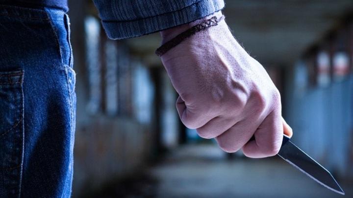 Полицейские Мичуринска установили личность напавшего с ножом на соседа