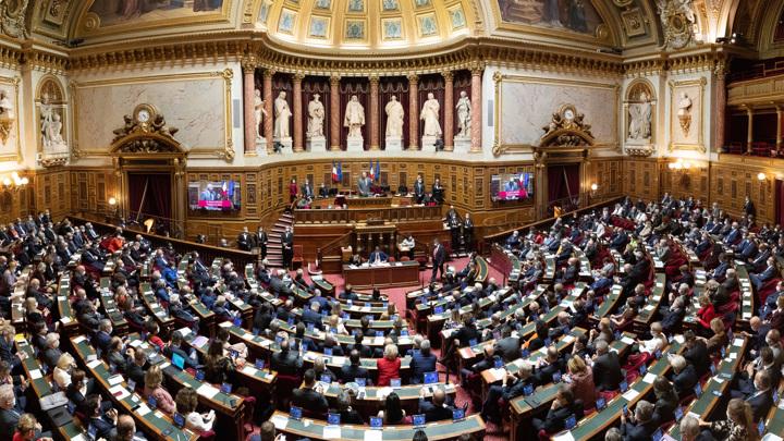 """Сенат Франции смягчил проект о """"ковидных паспортах"""", вызвавший массовые протесты"""