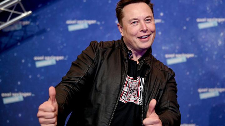 Маск увеличил свое богатство в шесть раз