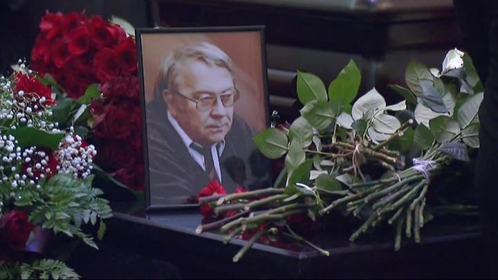 В Москве простились с академиком Фортовым