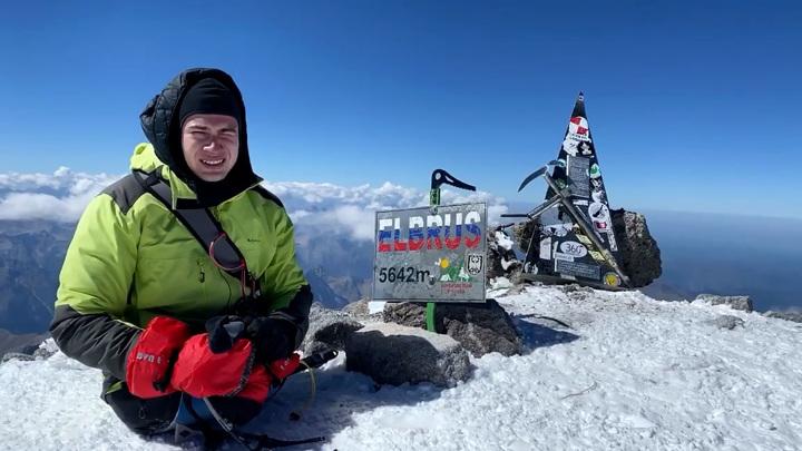 Известный уфимский блогер планирует на руках покорить Гималаи